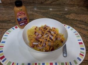 20131104_Spicy Spaghetti Squash Pork Pom Seeds